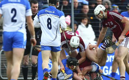 Galway vs Waterford